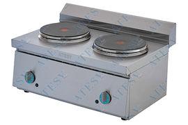 Плита электрическая ATESY Электроплита-600