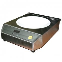 Плита индукционная STARFOOD WOK Z-310426, 1 конфорка, электронная панель управления, таймер, термостат, диаметр конфорки 250 мм (внутренний) и 270 мм (внешний), мощность 3,1 кВт, напряжение 220 В, габаритные размеры 340*460*120 мм. STARFOOD, Тайвань