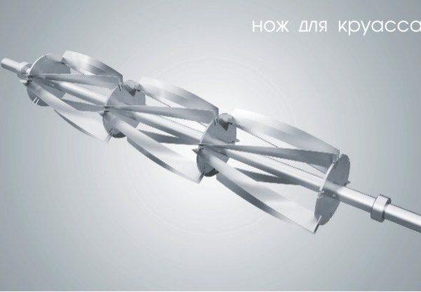 нож для круассанов