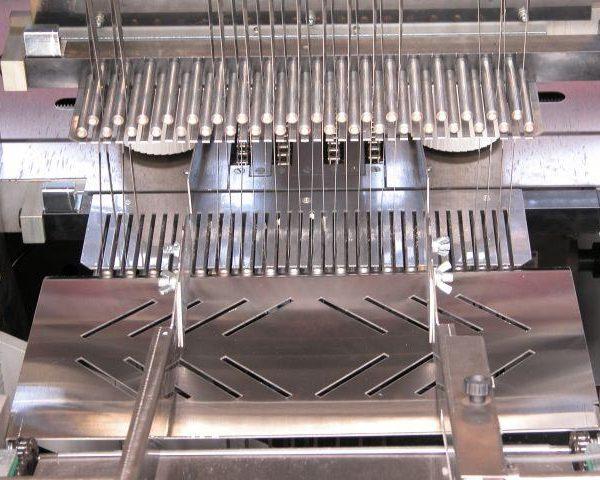 Машина «Кайман» для резки хлебобулочных изделий ножи