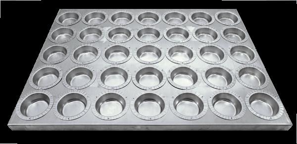 листы для выпечки маффинов