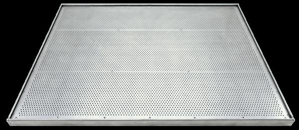 листы с отверстиями для маффинов и кексов в бумажных формах
