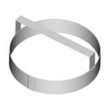 Вырубка кольцо