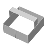 Вырубка квадрат