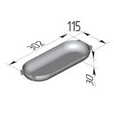 Батонница (302 х 115 х 30 мм)