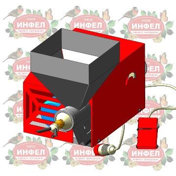 dozatory konditerskie avtomaticheskie DF 3d model