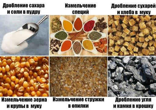 droblenie sahara soli izmelchenie specij 1