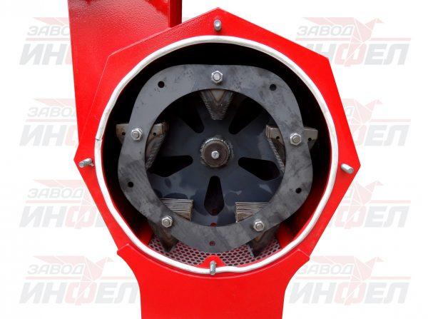 rotor nozhevogo izmelchitelya glater 5