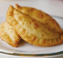 empanada from anko food machine